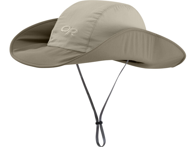Outdoor Research Seattle Sun Sombrero Cairn/Khaki